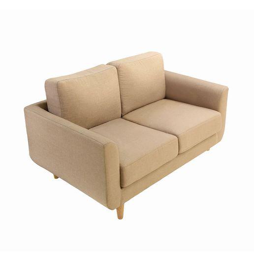 Sofa Nordico 2 Cuerpos Beige-1129893-1