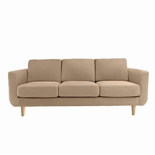 Sofa Nordico 3 Cuerpos Beige-1129894-1
