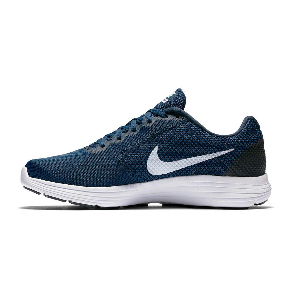 1c64bbe03d Zapatillas Running Hombre Nike Revolution 3 Azul