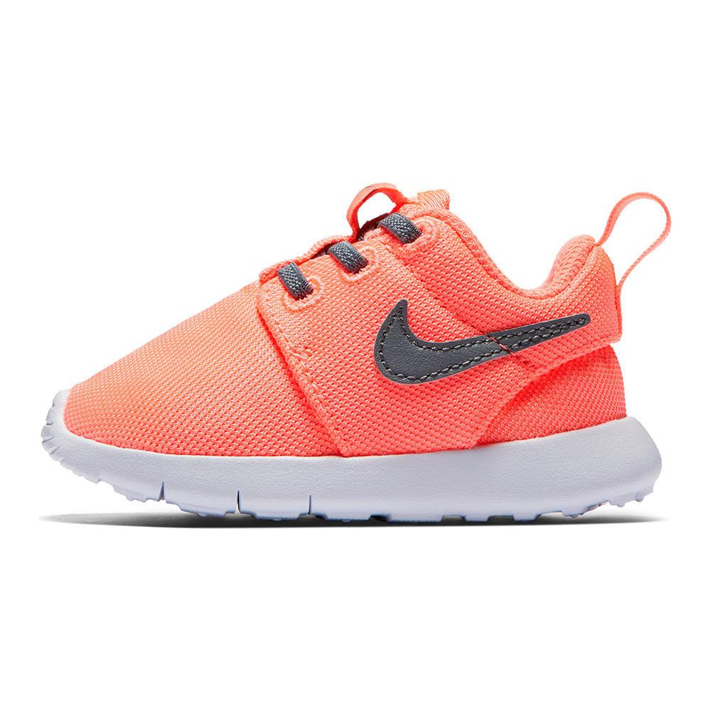 Zapatillas Niña Nike Roshe One Rojo  85cf006b02f
