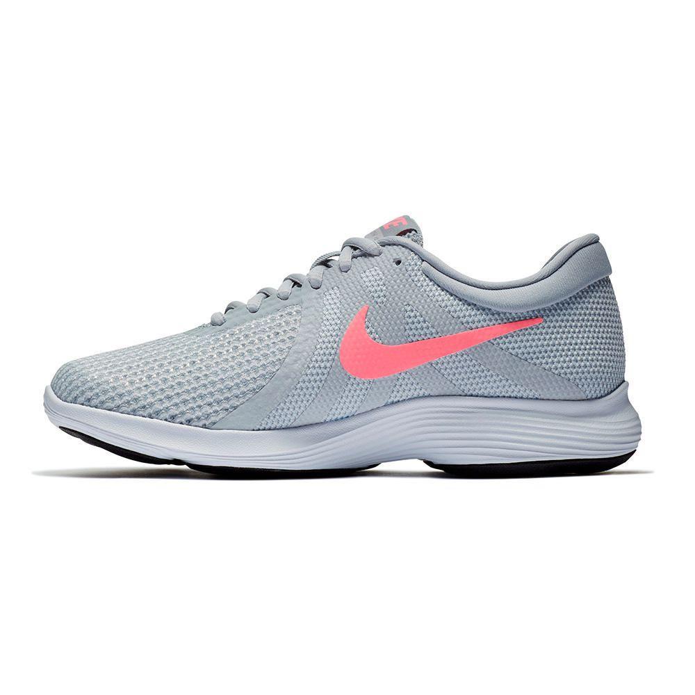 Zapatillas Running Mujer Nike Revolution 4 Gris