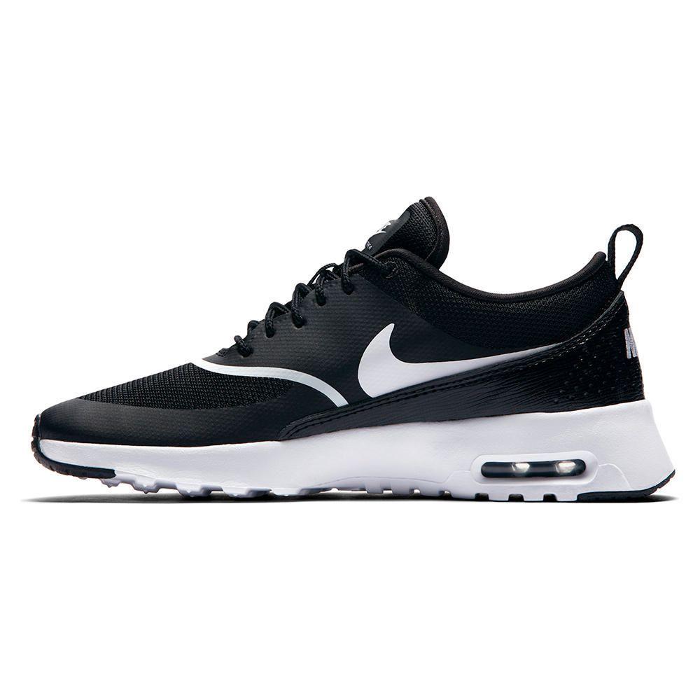 Zapatillas Urbanas Mujer Nike Air Max Thea Negro  d407d12fa91