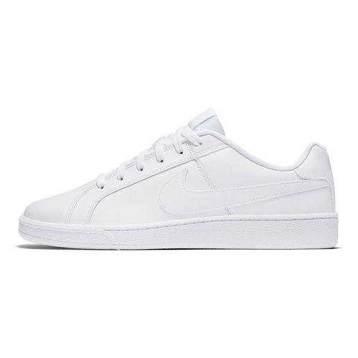 Zapatillas Urbanas Hombre Nike Court Royale Blanco