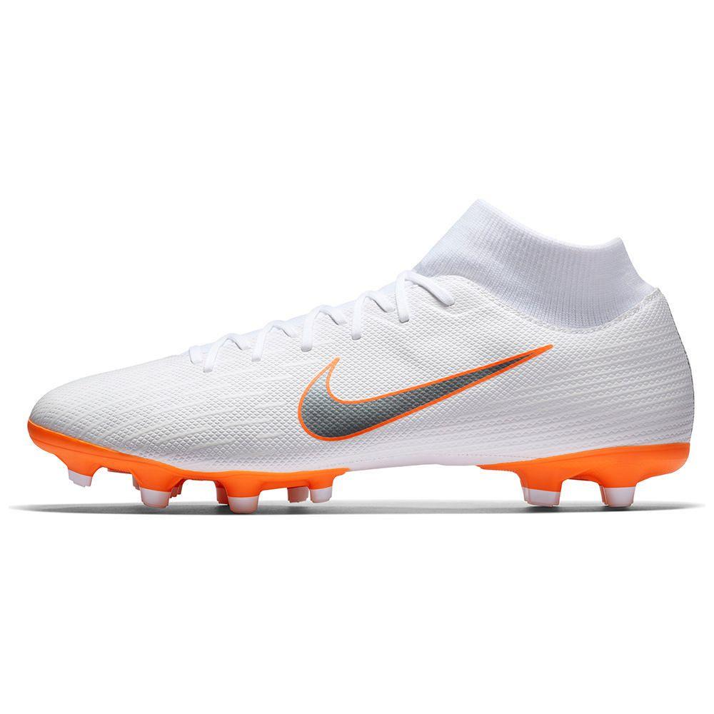 799109a3e9de0 Zapatillas Fútbol Hombre Nike Superfly 6 Academy MG Blanco