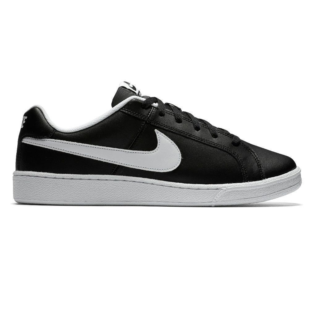 5355e6d41198b Zapatillas Urbanas Hombre Nike Court Royale Negro