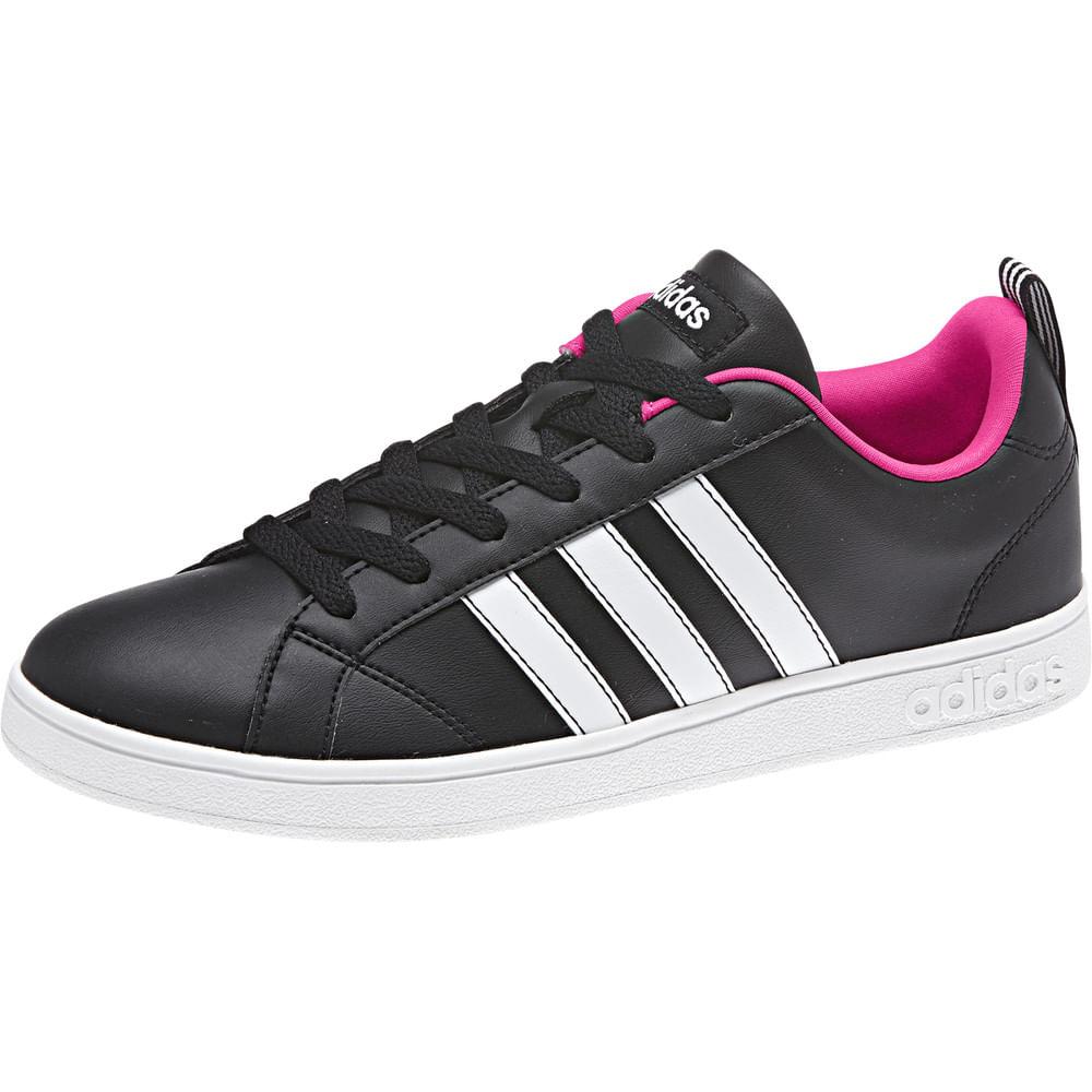 37a94b03cc0 Zapatillas Urbanas Mujer Adidas VS Advantage Negro - oechsle