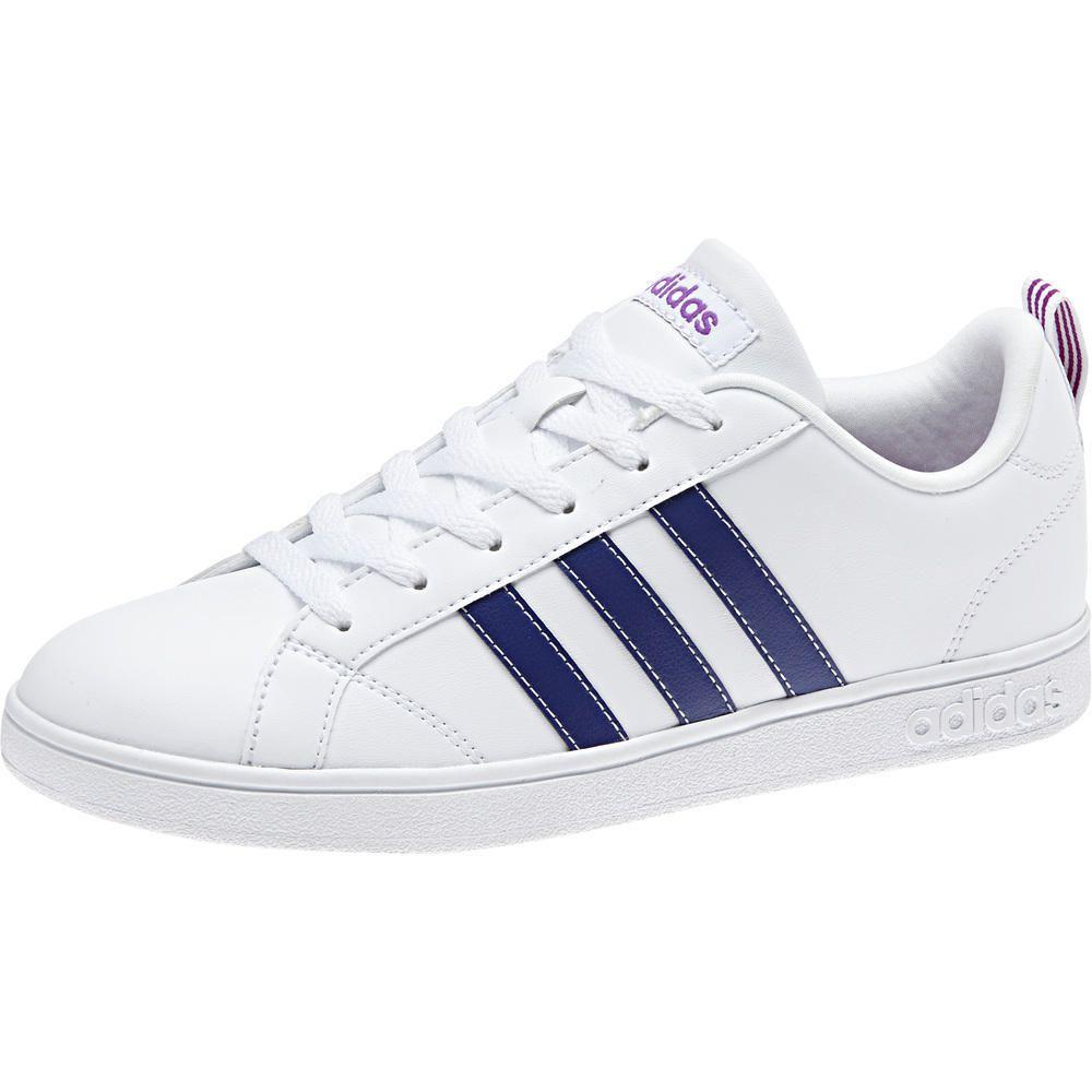 43529dcd04a Zapatillas Urbanas Mujer Adidas VS Advantage Blanco