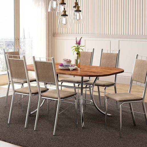 Comedor Vitoria 6 sillas-999990303-1