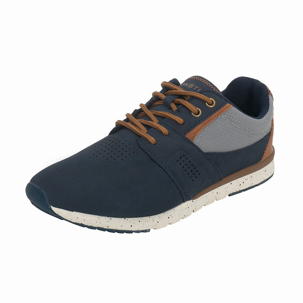 c600cf74 Zapatillas Urbanas Hombre Bronsted Azul   Oechsle - Oechsle