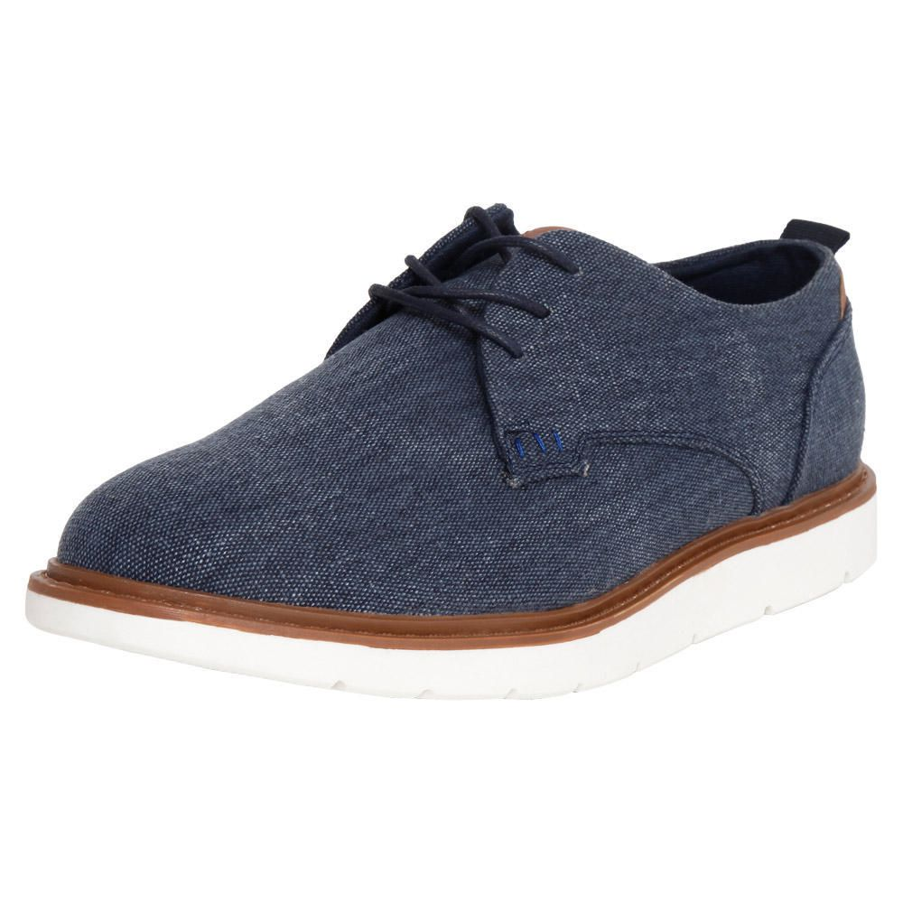 c493b8542 Zapatos Casuales Hombre Stone Azul | Oechsle - Oechsle