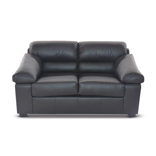 Sofa Durham 2 Cuerpos Negro-1311117-1