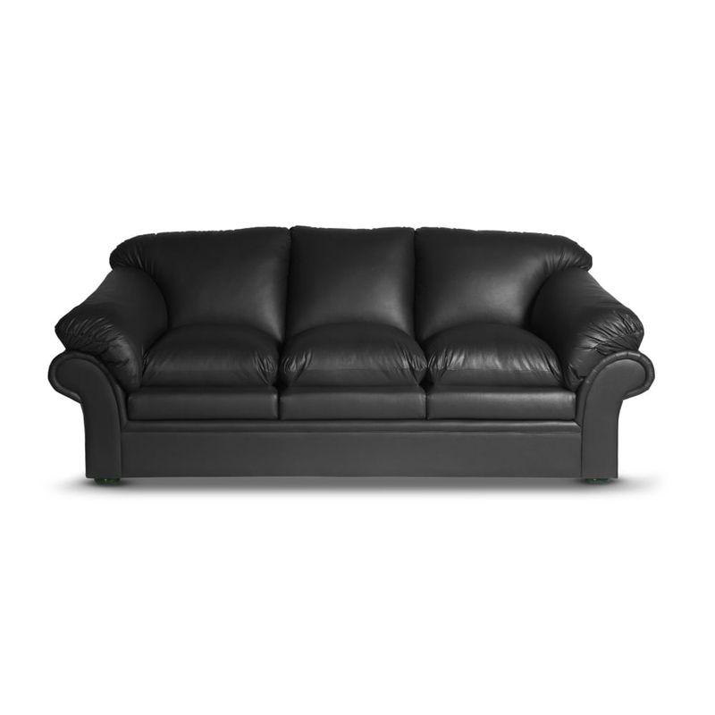 Sofa Sunderland 3 Cuerpos Negro-1311154-1
