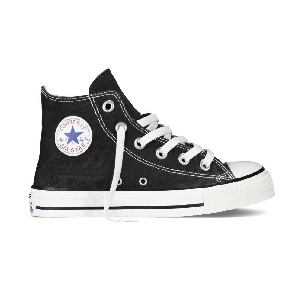 dc47009a589 Zapatillas Niño Chuck Taylor All Star Altas Negro. SKU  108647. 108646   108646. ALL