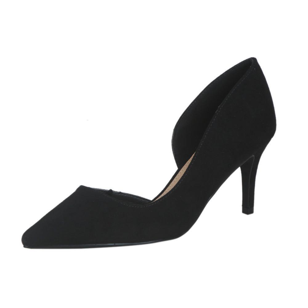Negro Vestir De Costado Zapatos Mujer Oechsle xzfRnqxwC