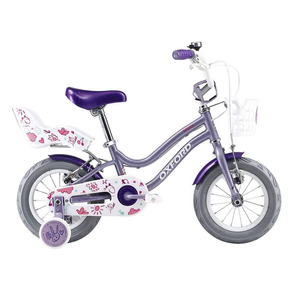 Bicicleta Niña Beauty 12