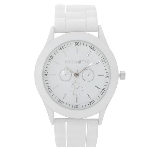 Reloj Silicona Blanco 7ce081bbda30