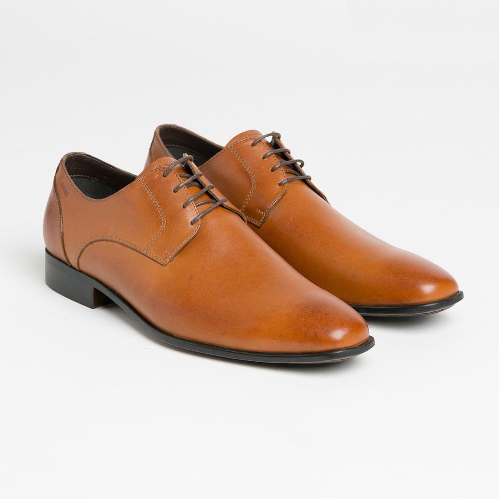 el más nuevo 3fe31 080f9 Zapatos de Vestir Hombre Sport Clásico Camel