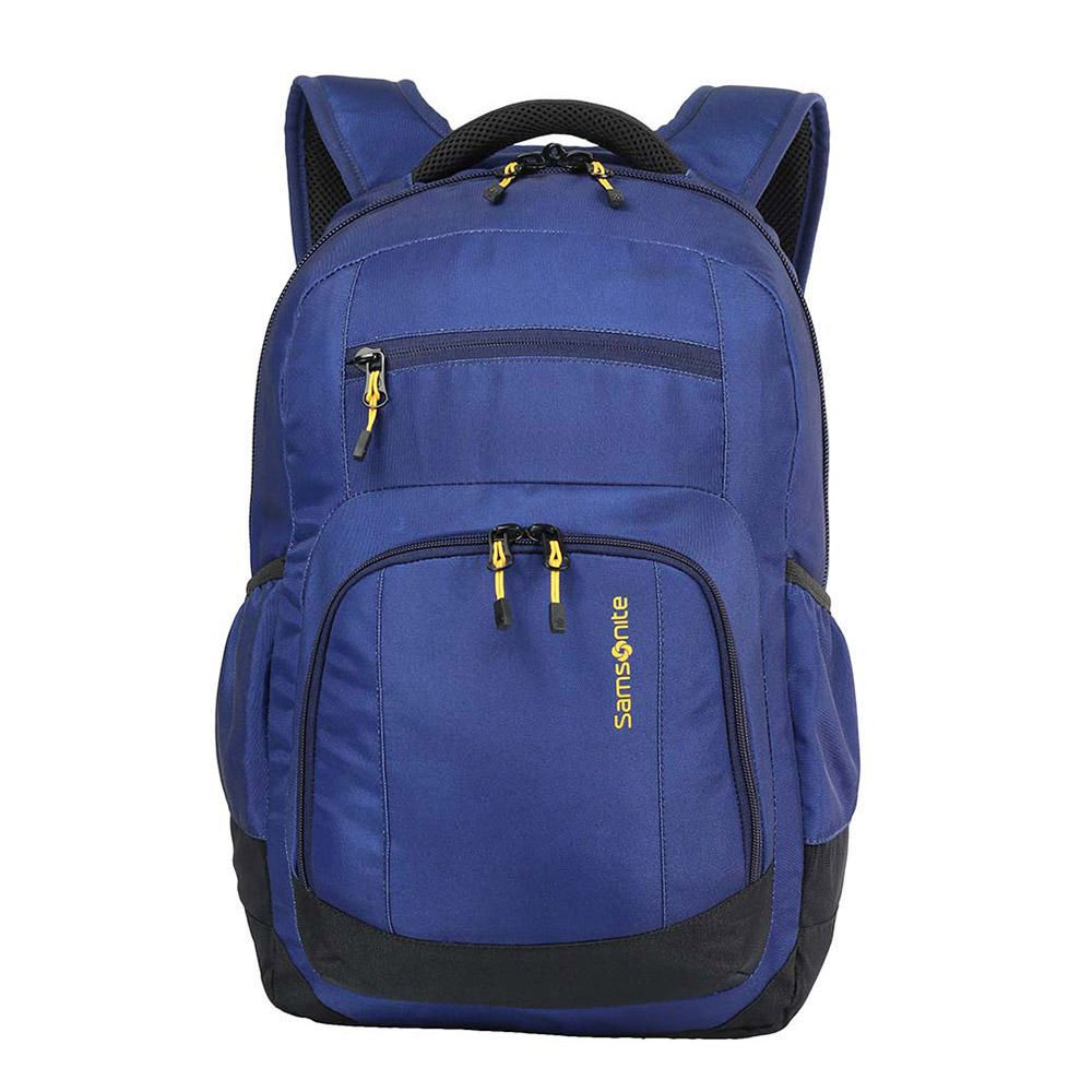 9ebe86d58 Mochila Bravo Azul con Compartimento para Laptop 15.6