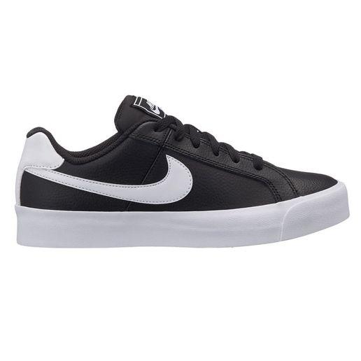 3df682008de74 Zapatillas Urbanas Mujer Nike Court Royale AC Negro