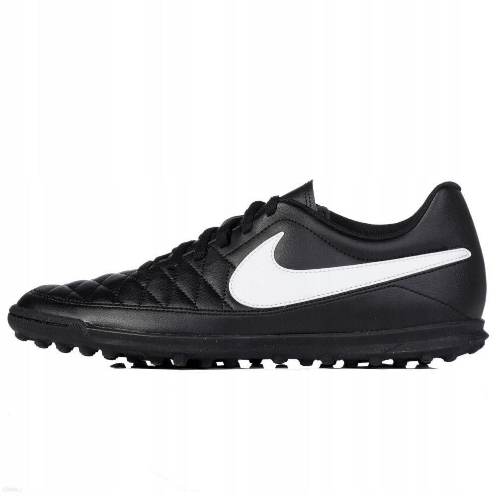 Zapatillas Fútbol Hombre Nike Majestry TF Negro  e9fcd50ad08