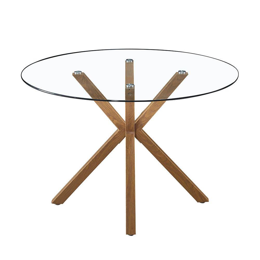 Mesa de Comedor Nórdico Circular