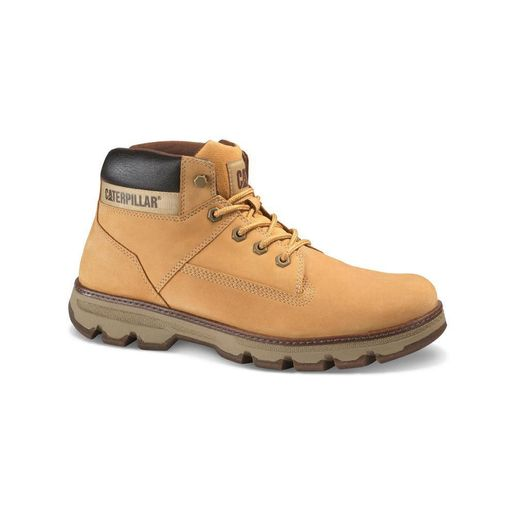 fdcf41219bd Botines Hombre Situate Camel