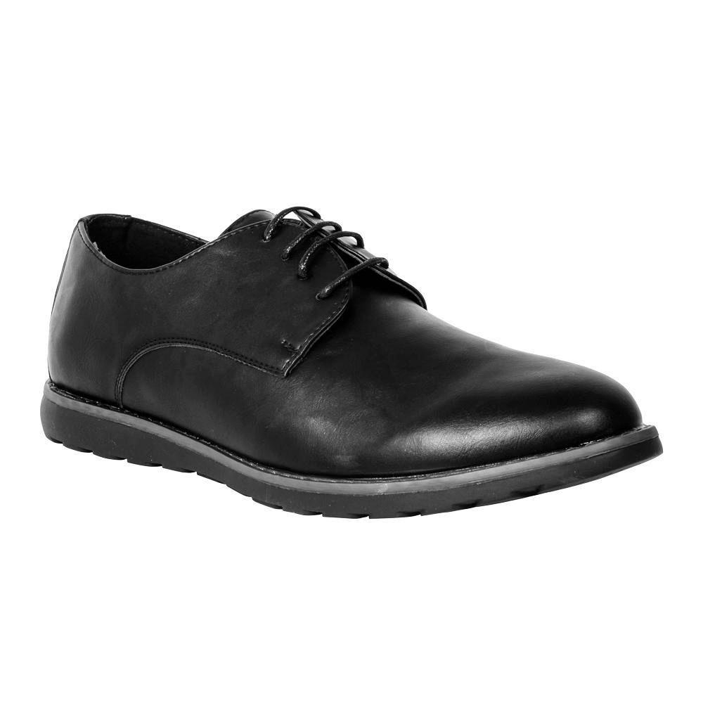 252bbef2 Zapatos de Vestir Hombre Mats Negro   Oechsle - Oechsle