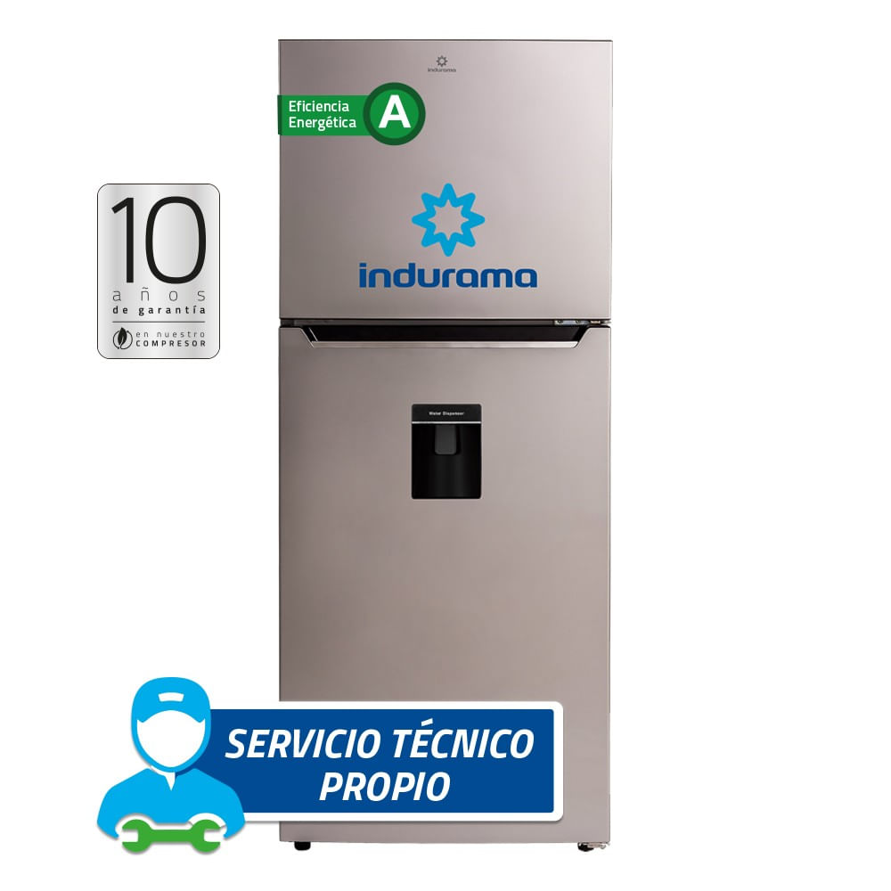 Refrigeradora 321L RI-429D CR