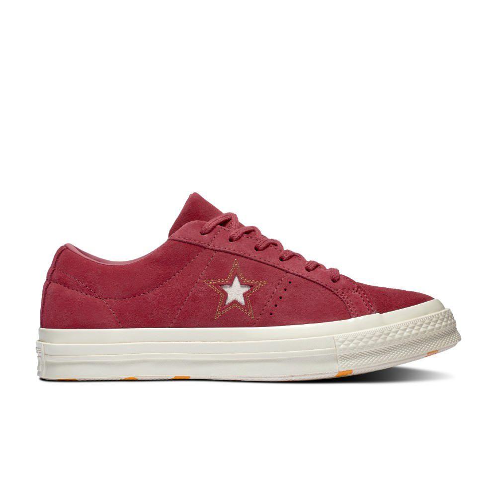 e677f8a86 Zapatillas Urbanas Converse Chuck Taylor All Star One Star Love M ...
