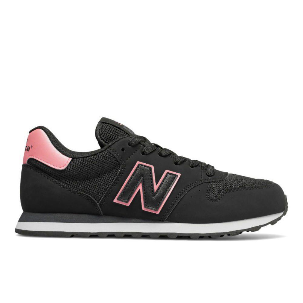 addaea4307130 Zapatillas Urbanas Mujer GW500SBP New Balance Negro