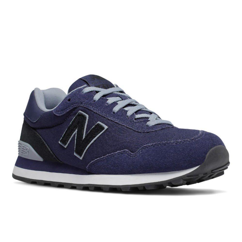 Zapatillas Urbanas New Balance Hombre ML515CNR Azul