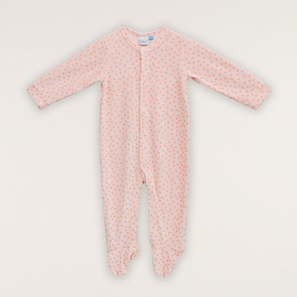 61ea1081e0 Pijama Plush con Cuello Redondo