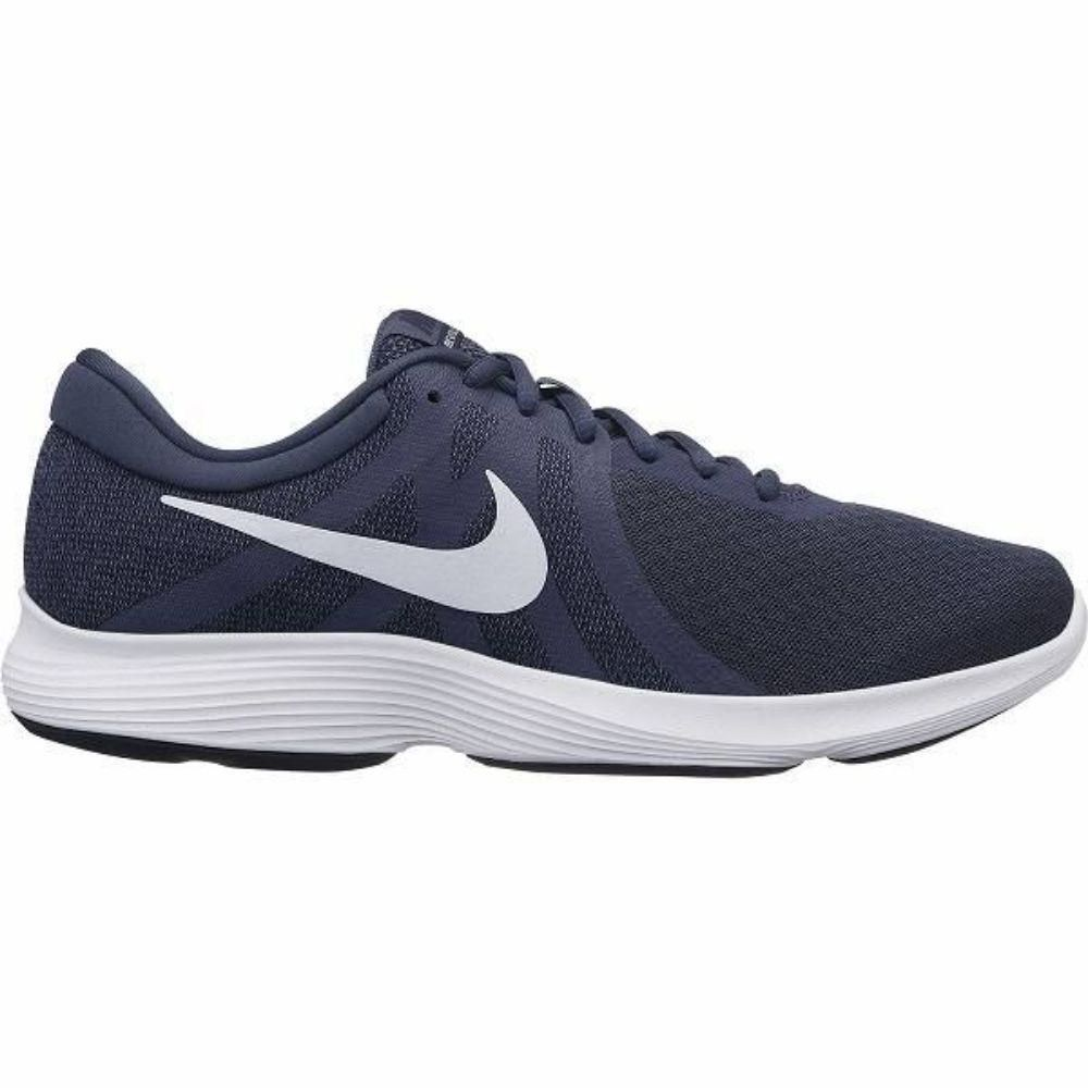a380fe5ed Zapatillas Deportivas Nike Hombre Nike Revolution 4 908988-402 Azul ...