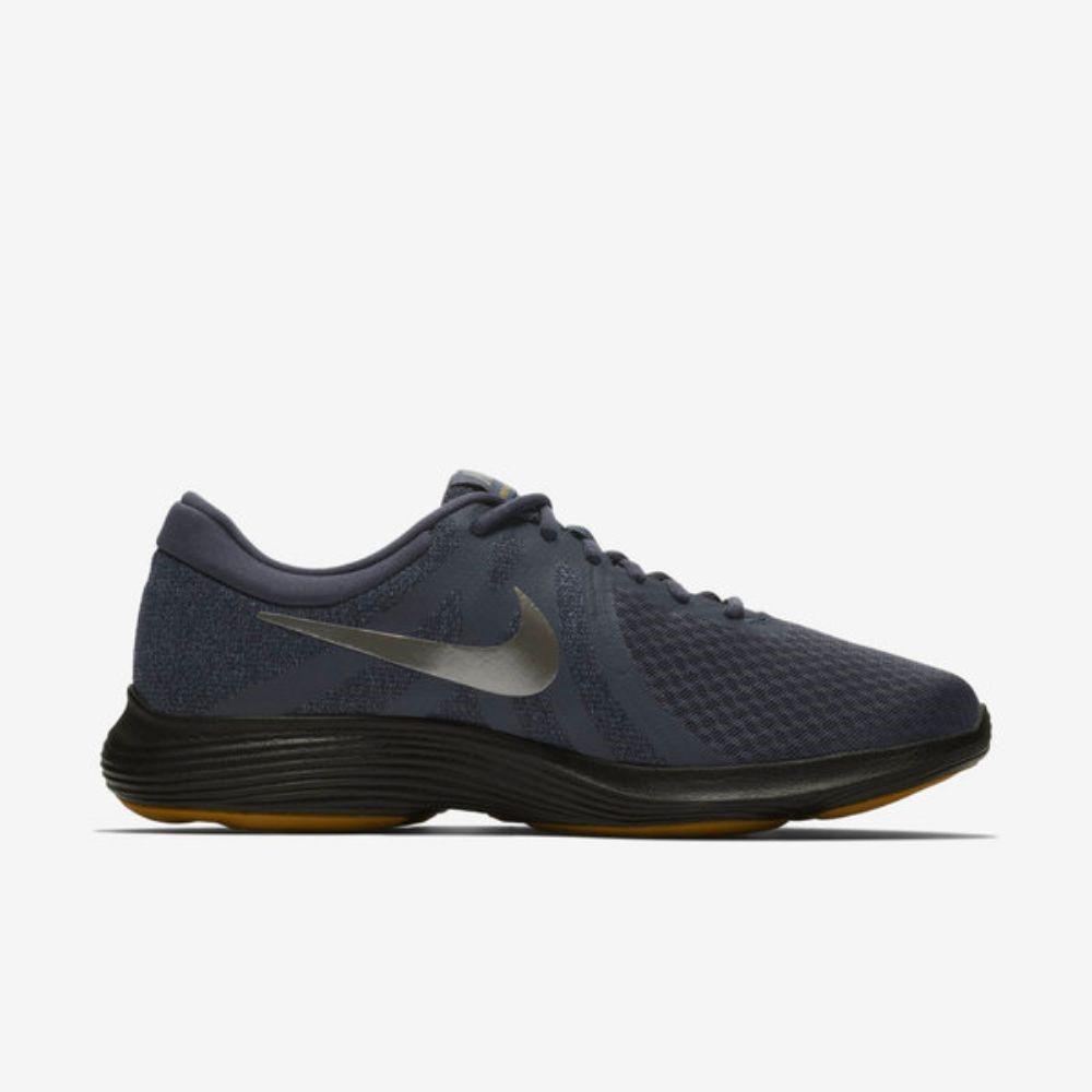 9bbe8518729 Zapatillas Deportivas Nike Hombre Nike Revolution 4 908988-015 Negro ...