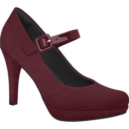 Zapatos De Vestir Piccadilly Mujer 841024 Guinda