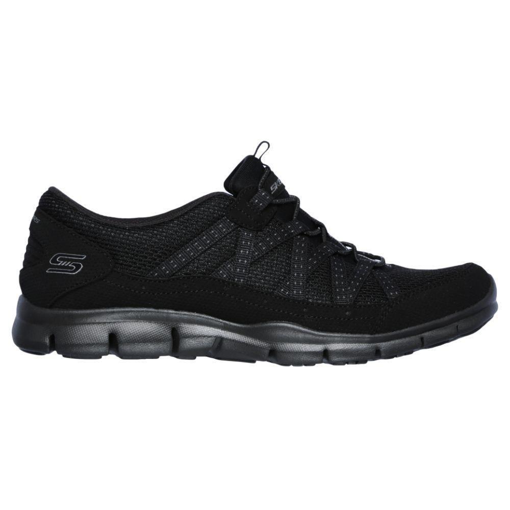 nuevos modelos de zapatos skechers mujer black queen