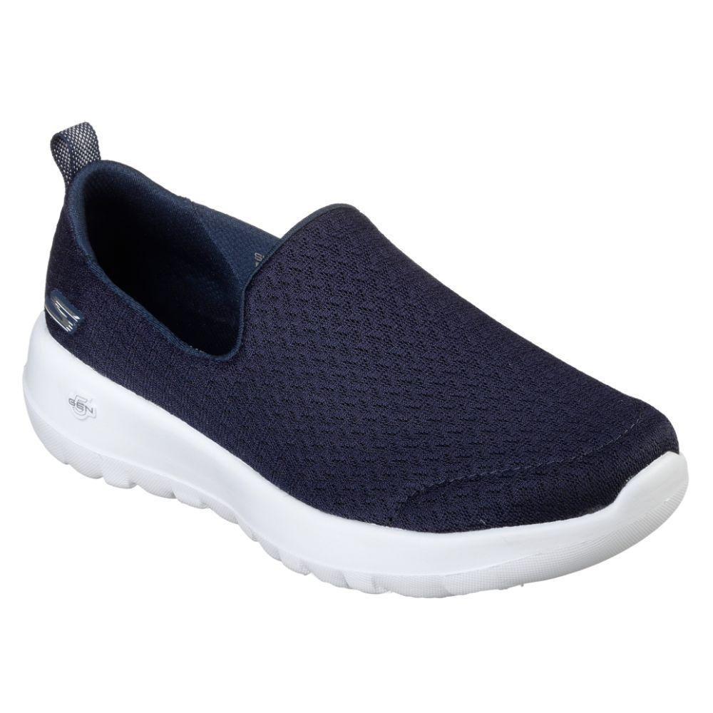 Zapatillas Urbanas Skechers Mujer 15635 NVW Go Walk Joy Azul