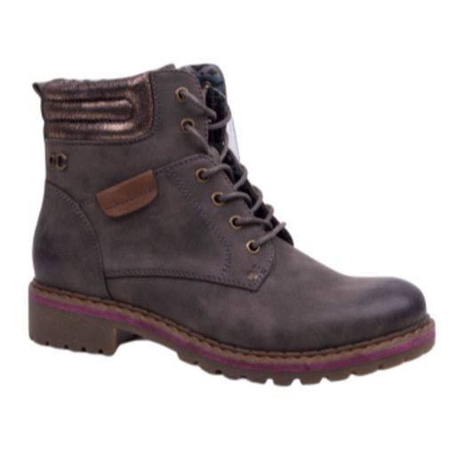 de7a0b4189 Botines Marie Claire Mujer Jessica 4657 Taupe
