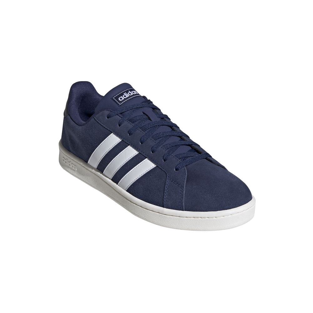 Zapatillas Urbanas Adidas Hombre F36410 Grand Court Azul