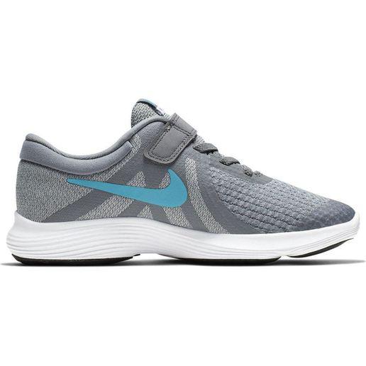 Zapatillas de Niño Nike 943305 014 Revolution 4 Plomo