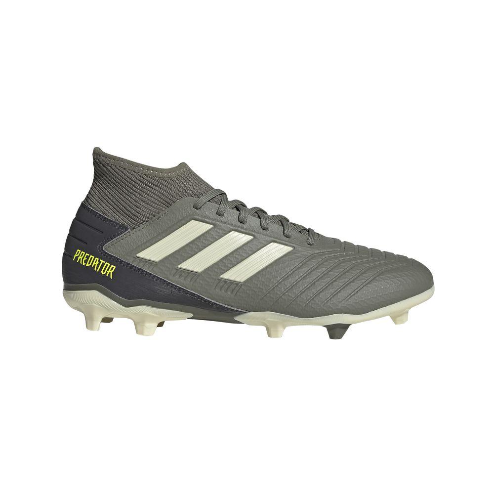 Zapatillas de Fútbol Adidas Hombre EF8208 Predator 19. FG Verde